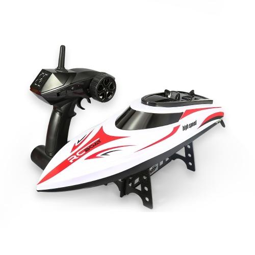 H830 RC Boat 2,4 GHz 25 km / h Schnellboot