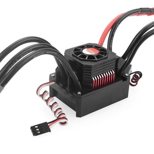 SURPASS HOBBY 150A Controlador de velocidad eléctrico impermeable sin escobillas ESC