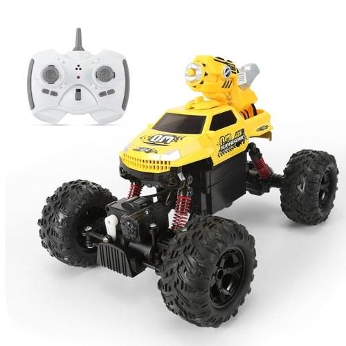 1/12 2,4 ГГц 4WD Toy Cars 2 в 1 Desert Buggy Car Off Road Высокоскоростной автомобиль RC