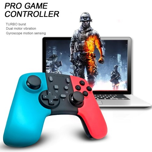 8581 SWH Pro Wireless Game Controller for Nintendo Switch Console Turbo Controller