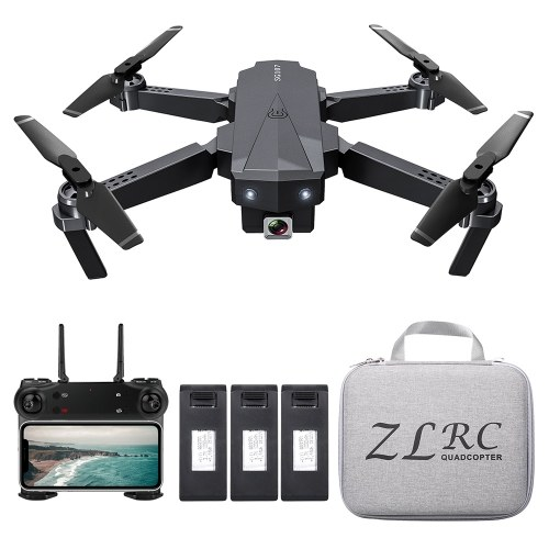SG107 4K HD Foldable Mini Drone APP Control Indoor RC Quadcopter Image