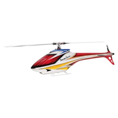 T-REX 800スーペリア700Eのための適切なオリジナルALIGN T-REX 800 F3C RCヘリコプタースペアパーツアクセサリーF3C胴体HF8001T