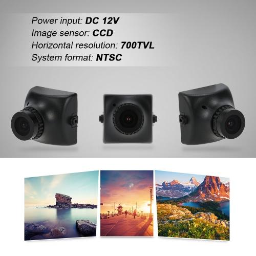 700TVL 2.8mm obiektyw kamery CCD FPV NTSC System QAV210 QAV250 RC Racing Quadcopter