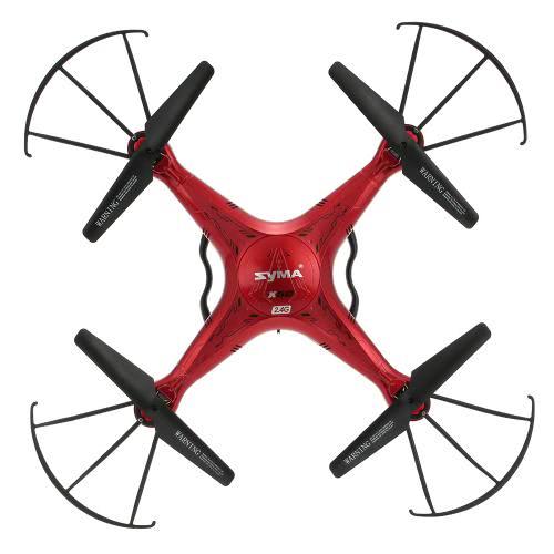 Оригинальный Syma X5C 2,4-ГГц 4-канальный 6-осевой пульт дистанционного управления RC Quadcopter 2.0MP HD-камера Drone с сумочкой Nulon от GoolRC и двумя дополнительными батареями