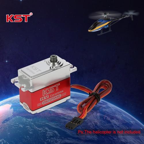 Original KST DS725MG Standard HV Metal Case Metal Gear Digital Servo for 550 RC Helicopter Airplane