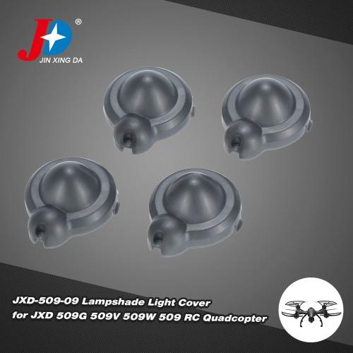 4Pcs Original JXD-509-09 Lampshade Light Cover for JXD 509G 509V 509W 509 RC Quadcopter