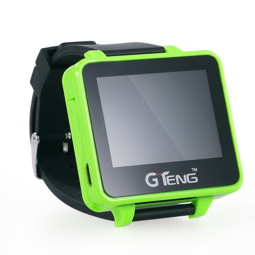 GTeng T909 5.8G FPV Artifact 32CH Receiver 2 inch LCD Wearable Watch for RC UAV Quadcopter Drone Aircraft