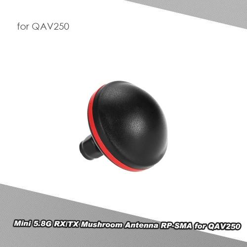 QAV250 210 FPV RCクワッドロータードローンのためのミニ5.8G RX / TXマッシュルームアンテナRP-SMA