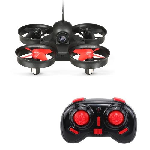 Oryginalny NIHUI NH-010 5.8G FPV 1.0MP Kamera Mini Drone Anty-rozdrabniacz UFO UAV 6-osiowy Gyro Bezołowiowy tryb 3D Flip Quadcopter