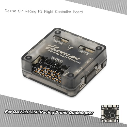 Deluxe SP Racing F3 Flight Controller Board for QAV210 250 RC FPV Racing Drone Quadcopter