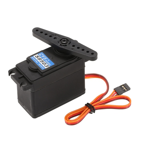 CYS S8503 30kg Digital Metal Gear Servo per 1/5 Redcat HPI Baja 5B SS RC Automobile