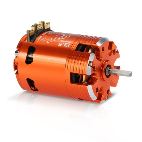 GoolRC 540 13.5T SPEC 3050KV Sensored Brushless Timing Motor ajustable para 1/10 RC Car