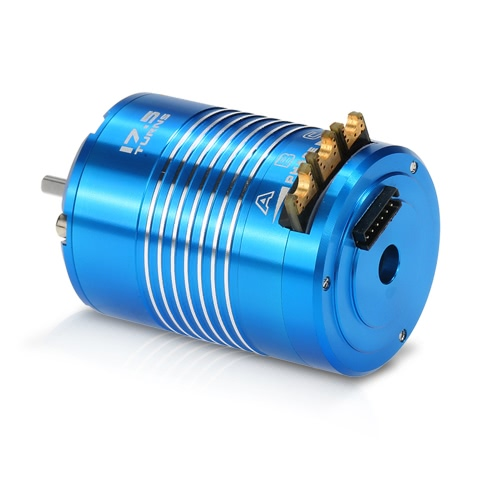 High Efficiency 540 17.5T 2200KV Sensored Brushless Motor für 1/10 RC Auto-LKW