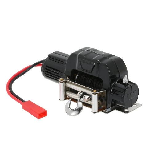 1/10 Mini Electric Warn 9.5cti Winde für RC 1/10 JEEP Axial SCX10 AX10 Tamiya CC01 HSP Traxxas RC4WD Rock Crawler