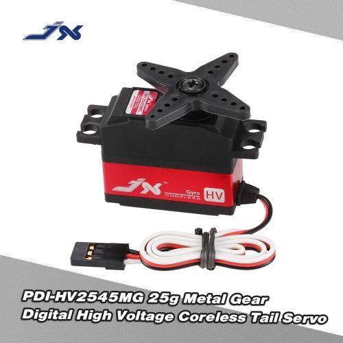 JX PDI-HV2545MG Zestaw narzędzi do szycia wysokoprężnego metalowego Metal Gear do rakiet RC 450 500 na śmigłowcach ze stałym samolotem