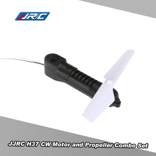 Original JJRC H37-03 CW Motor and Propeller Combo Set for JJRC H37 E50 Selfie Drone RC Quadcopter