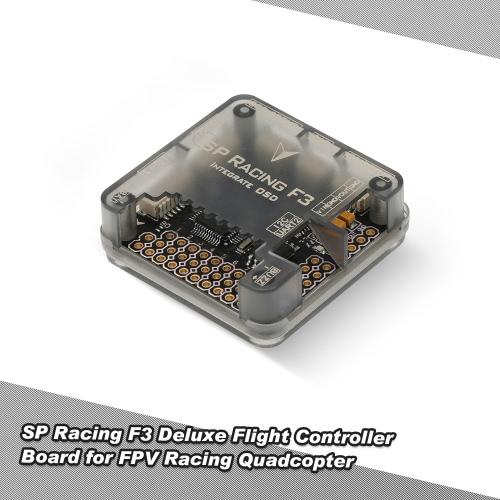 SP Racing F3 Deluxe regolatore di volo 10DOF Cleanflight OSD integrato per QAV210 QAV250 ZMR250 FPV corsa Drone