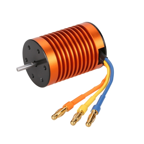 GoolRC F540 3300KV Waterproof Brushless Motor for 1/10 RC Car WLtoys 10428 HG P601