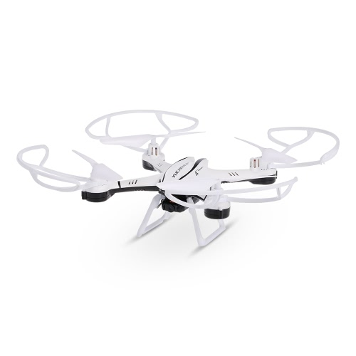 Utoghter 69309-1 2.4G 6 Axis Gyro 3D Flip Wifi FPV 720P Camera Headless Altitude Hold RC Quadcopter