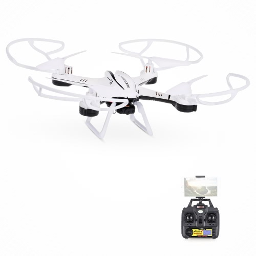 Utoghter 69309-1 Wifi FPV RCクアドコプター -  RTF