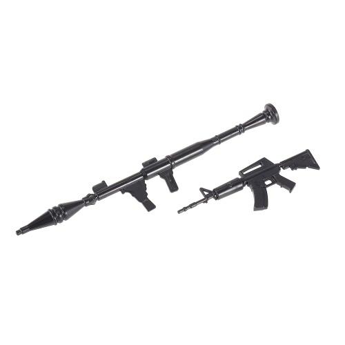 Austar AX-20009B RC Decorazione Strumenti Rocket Gun Modello per 1/10 Traxxas HSP Redcat TAMIYA CC01 SCX10 D90 D110 RC Rock Crawler