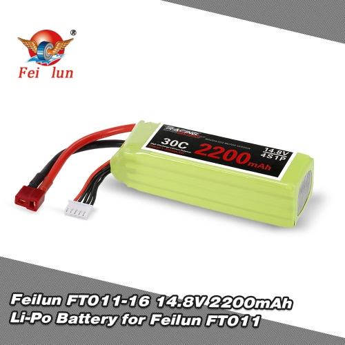 Feilun FT011-16 14.8V 2200mAh Li-Po Battery Boat Spare Part for Feilun FT011 RC Boat