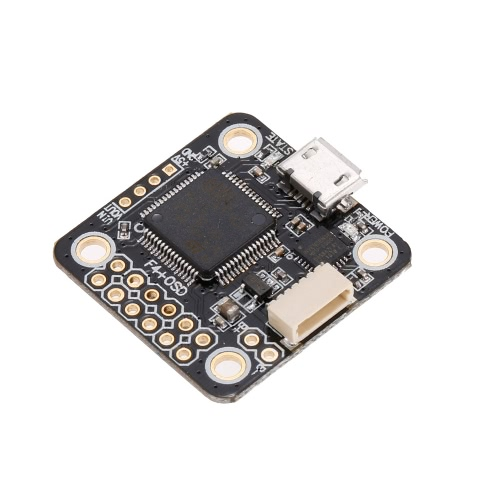 F4 Mini Omnibus Flytower Flight Controller Betaflight 20 * 20MM OSD BEC 5V / 1A CPU 2-4S pour FPV Quadcopter