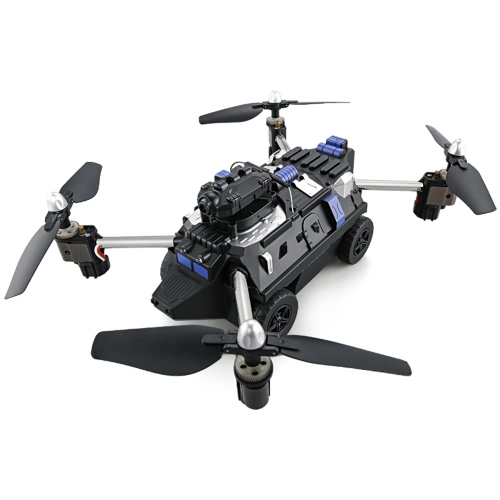 JJR/C H40WH Wifi FPV 720P Camera 2.4G 6 Axis Gyro Headless Altitude Hold RC Tank RC Quadcopter