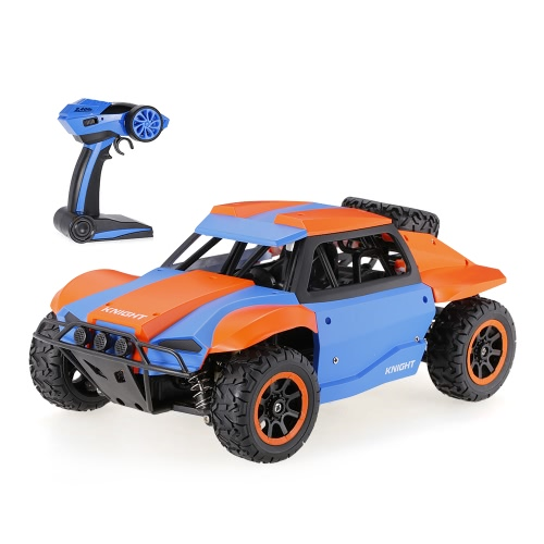 HB TOYS DK1801 1/18 2.4GHz 4WD High Speed Short Truck Off-road Racing Rally Car RTR