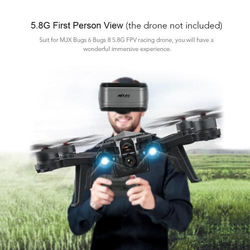 MJX G3 5.8G FPV Goggles ...