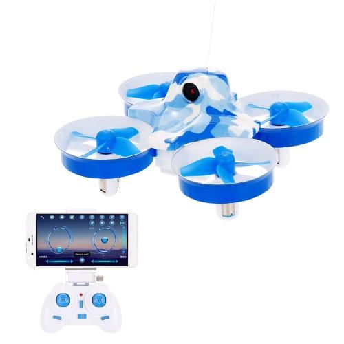 KK2DW 0,3-мегапиксельная камера Wifi FPV Mini Drone Высота над уровнем моря Одна клавиша Возвратный безголовый режим G-сенсор RC Quadcopter