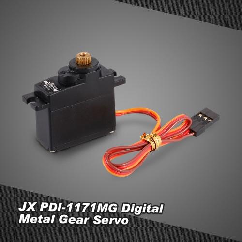 JX PDI-1102HB Digital Metal Gear Mini Servo