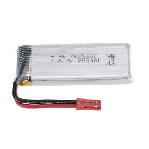 8807W Wifi FPVドローンクアドコプター用3.7V 900mAhリチウムイオンバッテリー