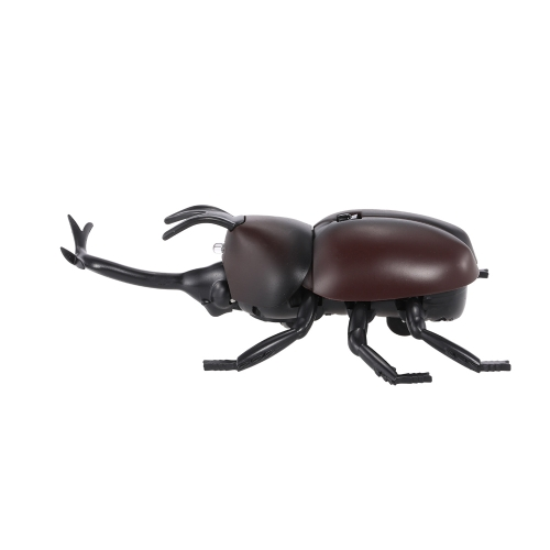 Infrared Remote Control Simulation Beetle Mini RC Animal Kids Toy Boy Gift