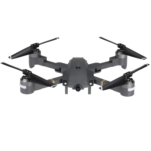 Attop XT-1 WIFI 2.4G 6-axis Gyro FPV 2.0MP Wide-Angle Camera 3D Flip Altitude Hold Foldable RC Quadcopter