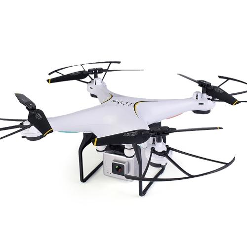 SG600 Câmara de grande angular 2.0MP Wifi FPV 6-Axis Gyro Altitude Hold Headless RC Quadcopter