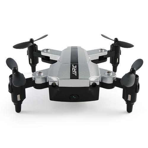 Original JJRC (JJR / C) H54W E-FLY Wifi FPV 480 P Caméra Pliable Mini Drone APP Contrôle G-capteur Quadcopter
