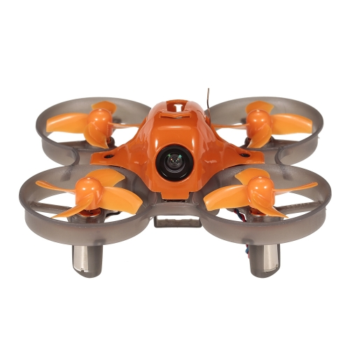 Makerfire ARMOR 65 Plus Mini Micro 5.8G 800TVL FPV Racing Quadcopter com FrSky XM Receiver