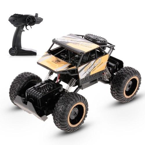 HAOJUN 8819 1/12 2.4G 4WD 20 KM / h Legierung High Speed Karting Rock Crawler Offroad RC Auto