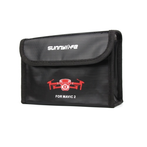 Outdoor Portable LiPo Battery Explosion-proof Safety Storage Bag