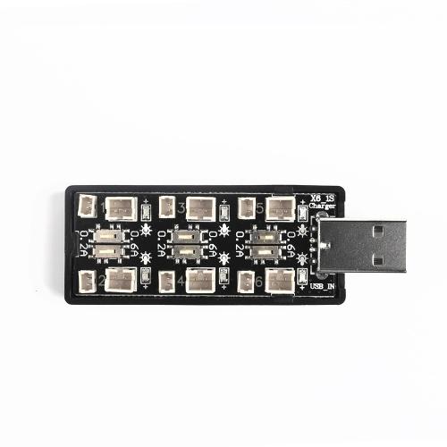 LiPo Battery USB Charger 3.7V/4.20V ...