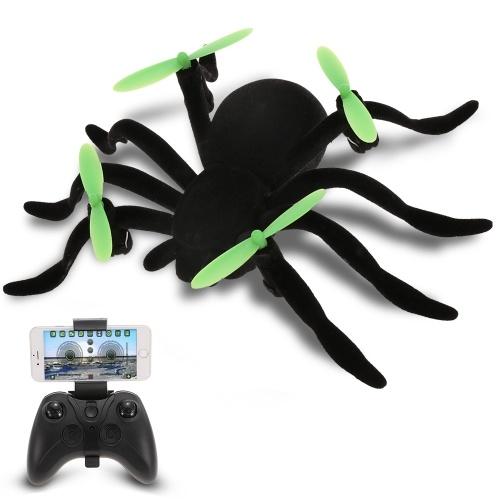 $12.41 OFF HZKD H8D 0.3MP Camera Wifi FPV Altitude Hold Spider Drone,free shipping $34.99(Code:MP1EU)