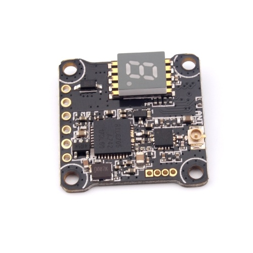 VX20 FPV 5.8G 48CH 25mW/100mW/200mW/350mW Switchable Transmitter with BEC for RC Racing Quadcopter Drone