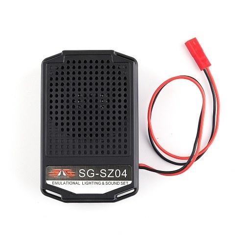 Motor Sound Set mit 2 Zoll Lautsprecher