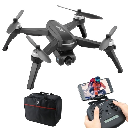 JJRC X5 EPIK PRO 5G WIFI FPV GPS RC Drone with 2K Camera and Bag