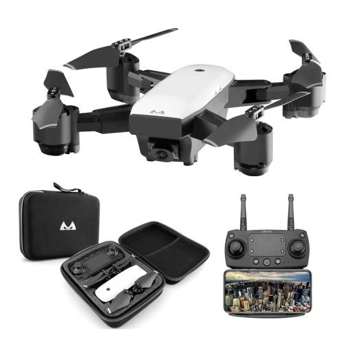 SMRC S20 RC Drone 1080P WiFi FPV Широкоугольная камера Высота над уровнем моря Удерживайте один ключ Return Quadcopter