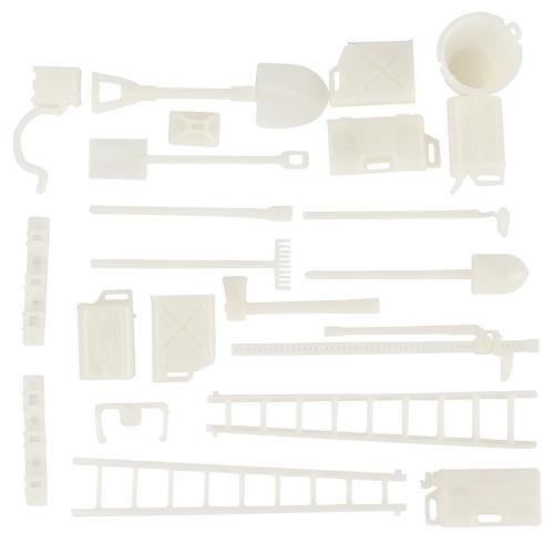 Spare Parts DIY Decorative Pieces