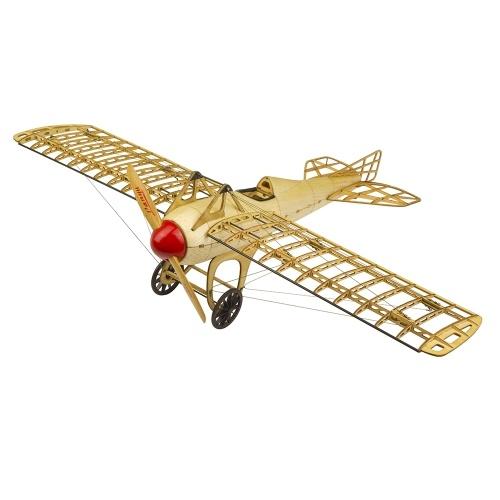 VS22 Fokker DRI Wooden Static Airplane Model