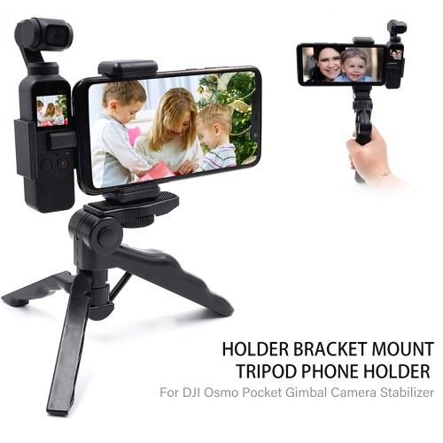 Holder Bracket Mount Tripod Phone Holder