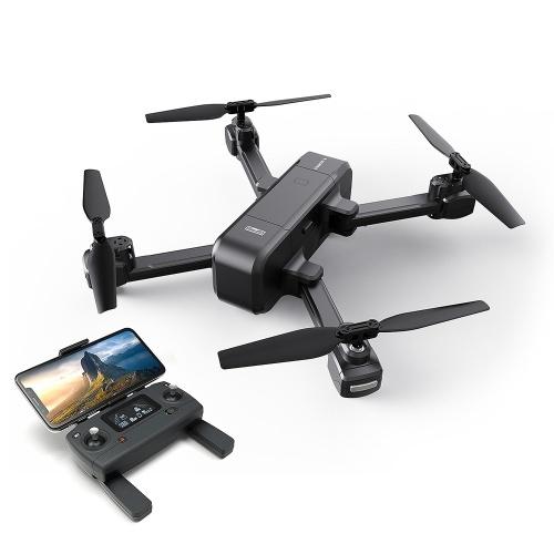Zangão da câmera 5G Wifi FPV GPS RC de MJX X103W 2K com 2 baterias